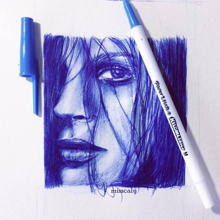 pen-drawing-miss-caly
