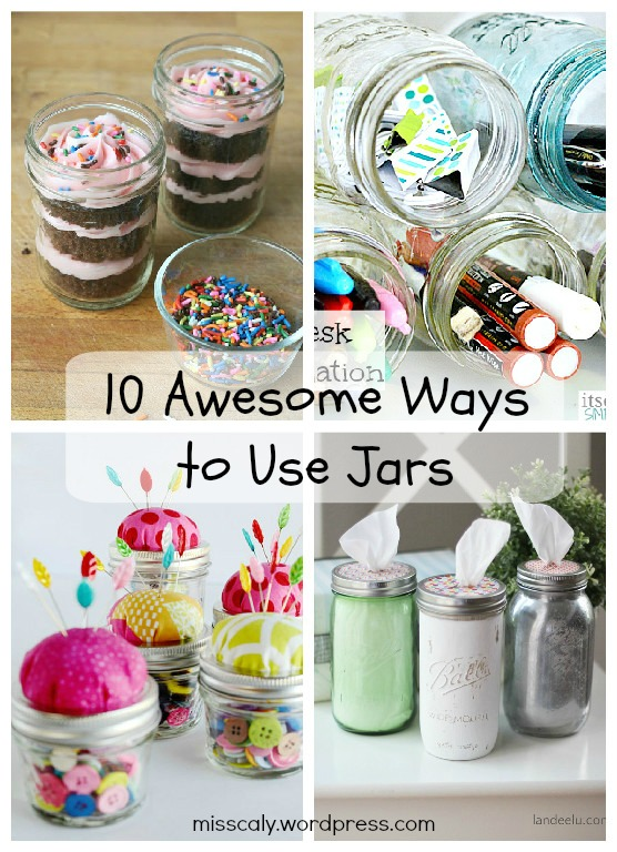 things to do with jars