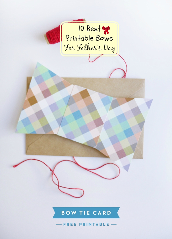 father's day bow printables2