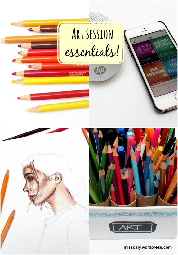 art session essentials