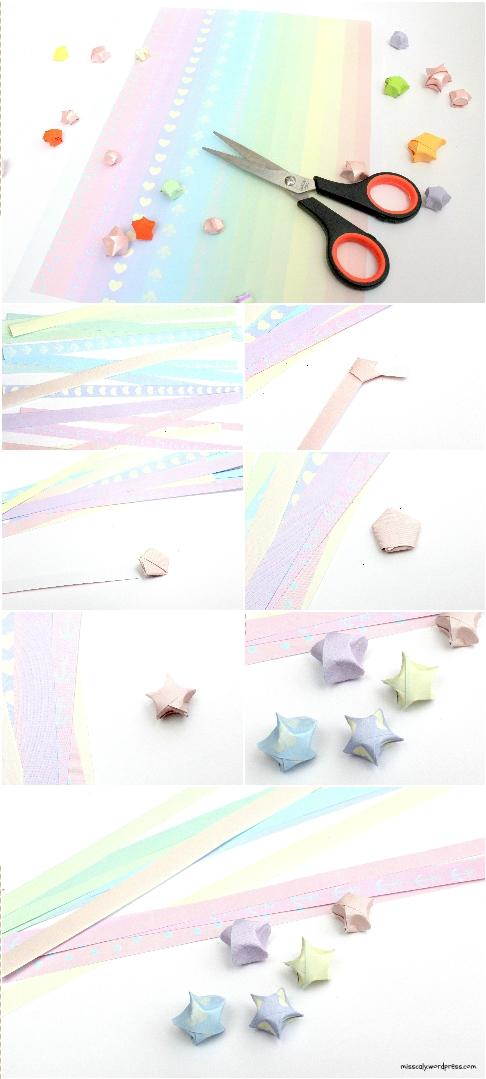 make stars