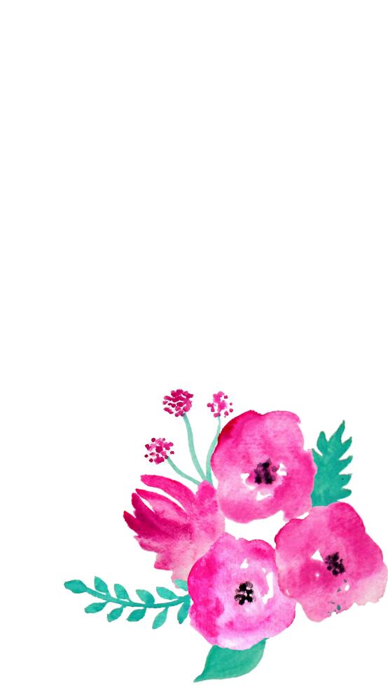 floral wallpaper 1