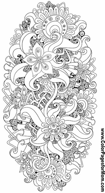 8 Free Printable Mindful Colouring Pages Miss Caly