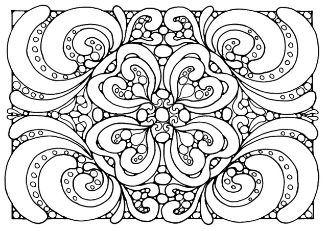 free mindfulness coloring pages - photo#21