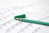 Printable School Study Planner