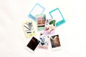 Printable DIY Polaroid Border