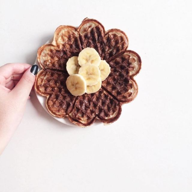 waffles @misscalyblog